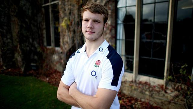 Rugby - Launchbury taken aback by last 12 months