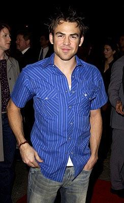 Premiere: Kyle Howard at the Hollywood premiere of Paramount's Orange County - 1/7/2002