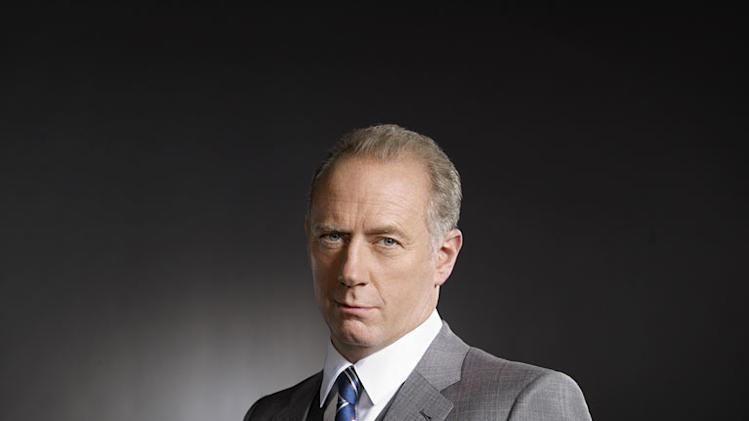 "Xander Berkeley stars as Percy in ""Nikita."""