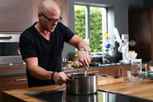 The Lovefood.com 'How to cook like Heston' challenge