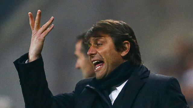Serie A - Conte saw tired Juventus