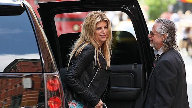 Kirstie Alley Errands