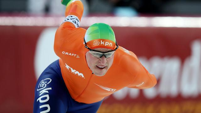 Speed Skating - 50 to watch: Kramer keen to right past wrongs