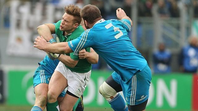 Rugby - Ireland scrape win over US Eagles