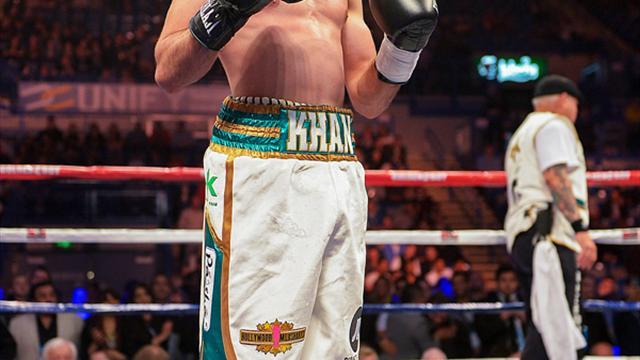 Boxing - Haroon Khan continues at super-fly on Coldwell's card