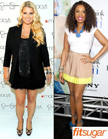 Jessica Simpson, Jennifer Hudson and More Stars Who Love Weight Watchers