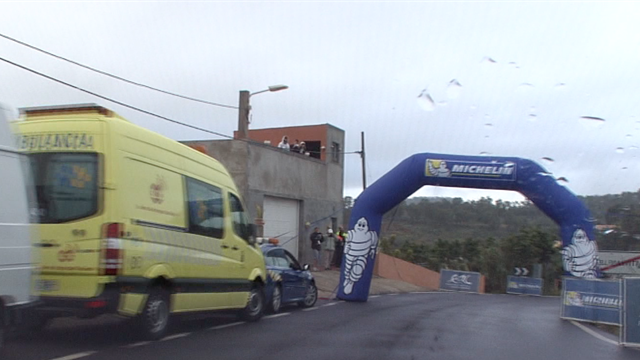 ERC CANARIAS Onboard with Robert Kubica on SS1