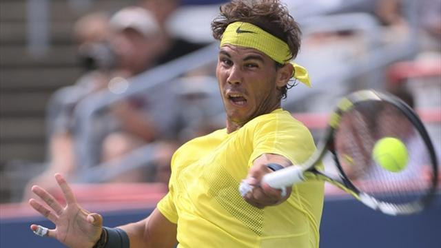 Tennis - Nadal adopts wait and see approach in Montreal
