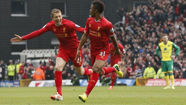 Premier League - European Team of the Week: Sterling stats backs up Rodgers' claim