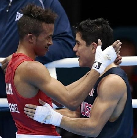 British boxers triumph on eventful Olympic night The Associated Press Getty Images Getty Images Getty Images Getty Images Getty Images Getty Images Getty Images Getty Images Getty Images Getty Images