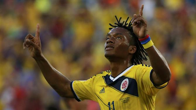 Serie A - Fiorentina owner: United target Cuadrado staying in Italy