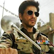 Shah Rukh Khan: 'I am happy to play an army officer in 'Jab Tak Hai Jaan'