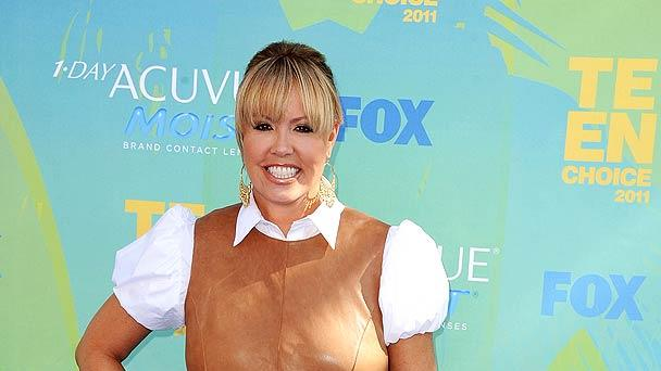 Mary Murphy Teen Choice Awards