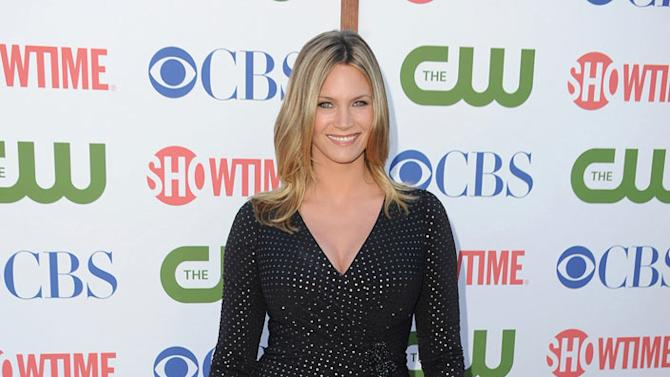 """Natasha Henstridge of """"The Secret Circle"""" attends the CBS, The CW, and Showtime 2011 Summer TCA Party at The Pagoda on August 3, 2011 in Beverly Hills, California."""