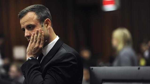 Pistorius case - 'Everything is fine', Pistorius told guard after shooting girlfriend