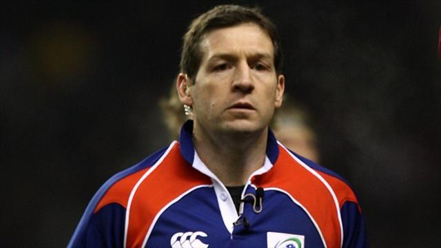 Rugby - Officials named for Heineken Cup ties