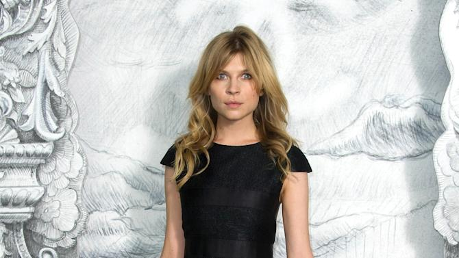 Chanel: Photocall - Paris Fashion Week Haute Couture F/W 2012/13