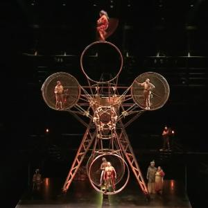 Circus draws world class athletes to its cast