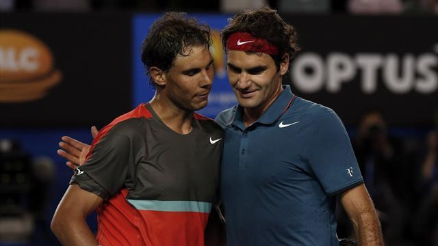 Tennis - Nadal, Federer bring box-office boost to Miami
