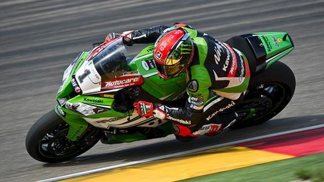 Superbikes - Aragon WSBK: Sykes secures double in Spain