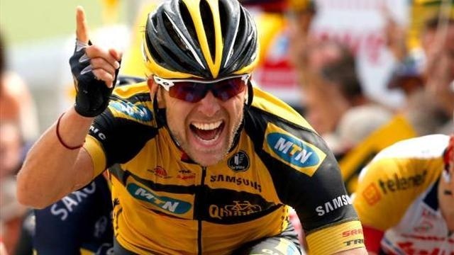 Tour of Britain - Ciolek claims stage two, leads overall
