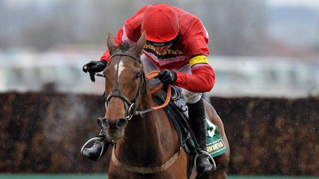 Horse Racing - Silviniaco Conti aimed at Aintree's Betfred Bowl