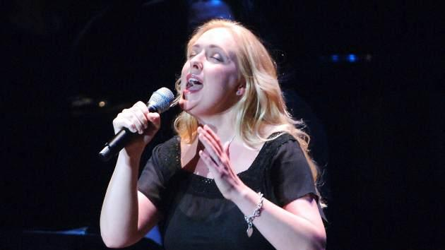 Mindy McCready performs at the V-Day Presentation of Any One Of Us: Words From Prison at Alice Tully Hall - Lincoln Center June 21, 2006 in New York City -- Getty Images