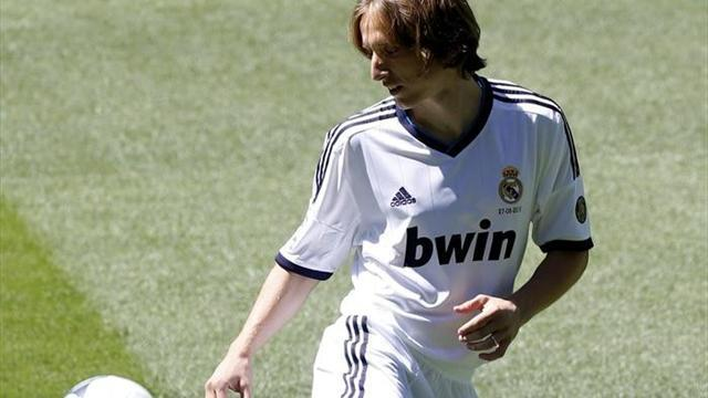 Liga - Modric aiming for double success