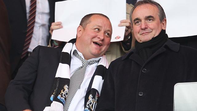 "Premier League - Newcastle pleased by ""boring"" figures"