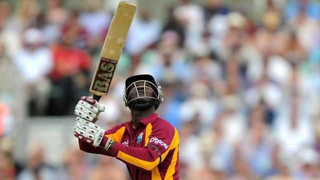 Cricket - Windies dismissed for 70
