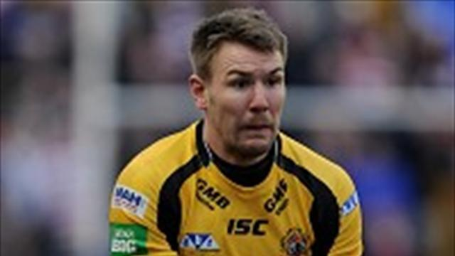 Rugby League - Shenton hoping for derby boost