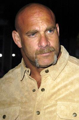 Bill Goldberg at the Hollywood premiere of Universal Pictures' Friday Night Lights