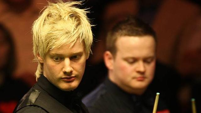 Snooker - International Championship: Robertson v Murphy LIVE