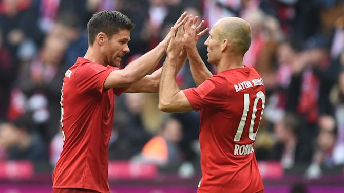 Robben hopes Alonso will extend contract despite retirement talk
