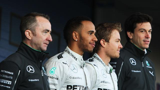 Formula 1 - Mercedes: Rules change talk 'absurd'