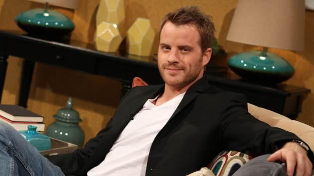 Rob Kazinsky on Access Hollywood Live, August 14, 2013 -- Access Hollywood