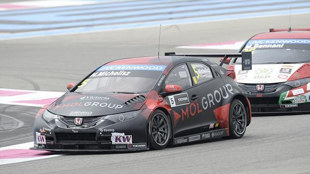 WTCC - Michelisz gets ready for warm welcome at home