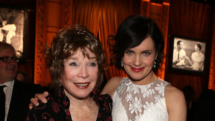 40th AFI Life Achievement Award Honoring Shirley MacLaine - Backstage And Audience