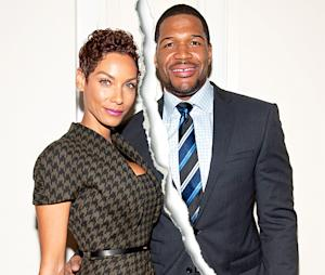 Michael Strahan and Nicole Murphy Split, Call Off Engagement