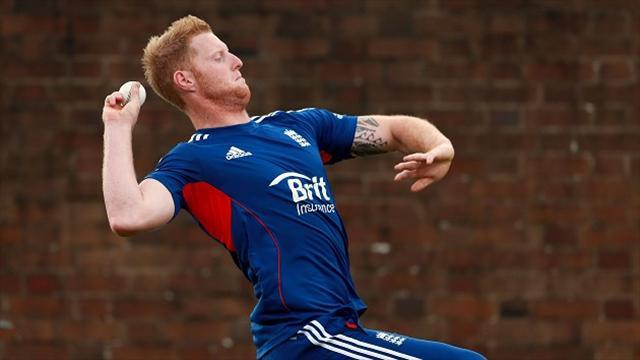 Cricket - Stokes has surgery on injured wrist