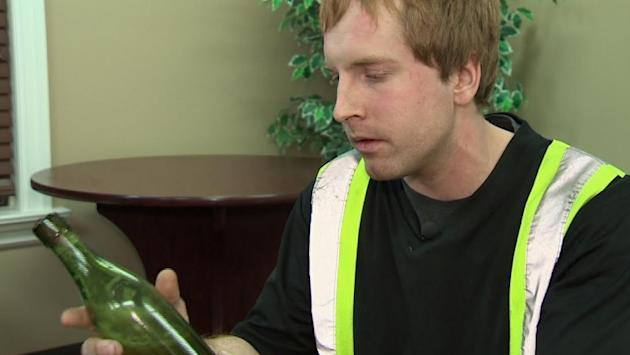 Alexander Keith's beer bottle may be seized from Halifax diver