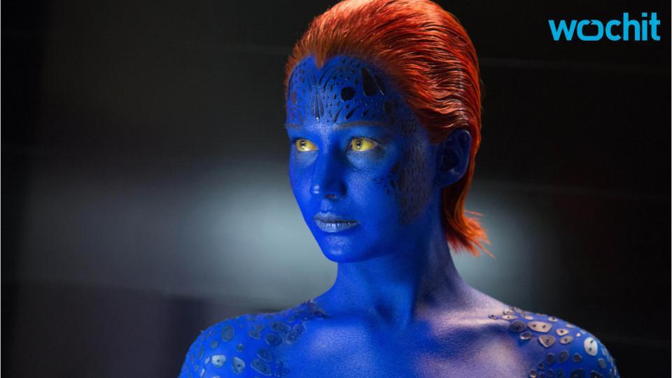 Jennifer Lawrence Done With 'X-Men' Franchise After 'Apocalypse'