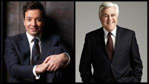 Jimmy Fallon Thanks Jay Leno on 'Late Night'