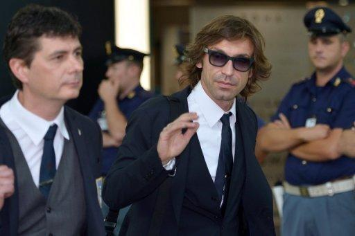 Pirlo impressed at the Euro 2012 tournament in which Italy beat England