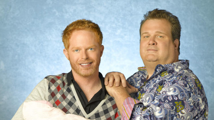 Cameron Tucker and Mitchell Pritchett (Modern Family)