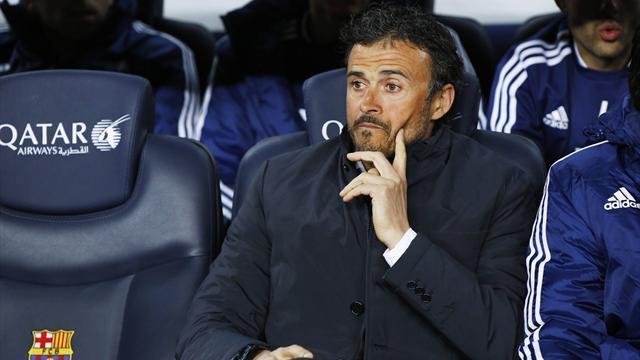 Liga - Martino not concerned by Barca's Enrique meeting