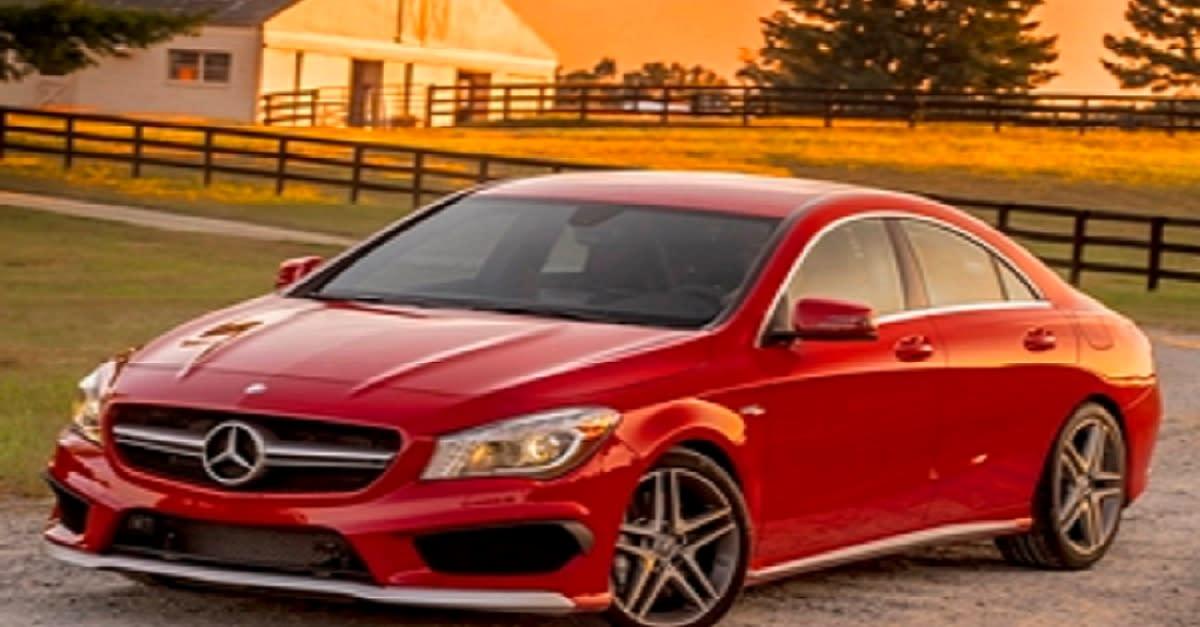 The Best Luxury Cars Under $35,000