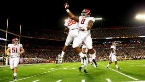 BCS Title Ratings Rise From Last Year But Viewers Lose Interest Early in Blowout