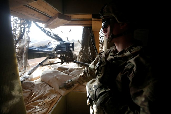 US special forces troops Mosul Iraq ISIS