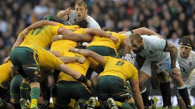 Rugby - Wallabies won't mope - McKenzie